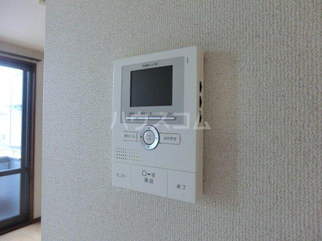 エアルースⅡ 205号室のセキュリティ