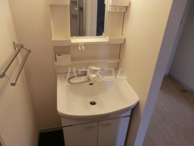 ローズガーデン 102号室の洗面所