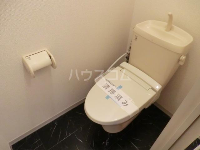 ローズガーデン 102号室のトイレ