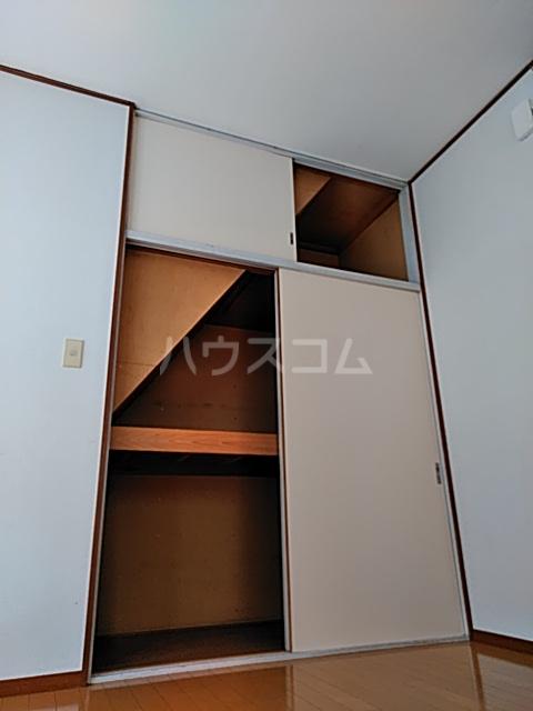 メゾンツバサ 102号室の収納