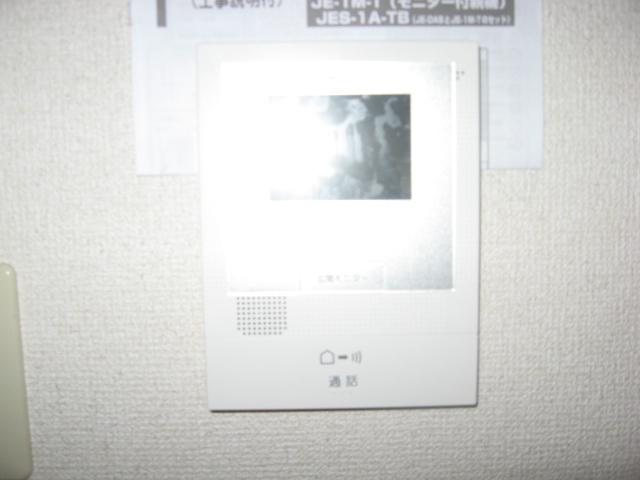 ウィズ・キッド 101号室のセキュリティ