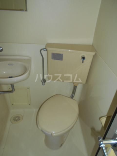 ハイムエスポワール 101号室のトイレ