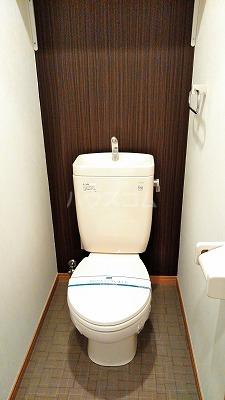 コンフォート ハナブサ 202号室のトイレ