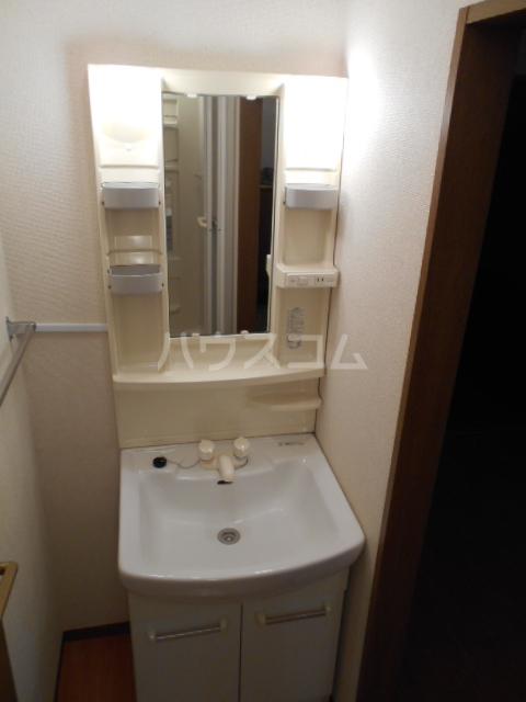 サンタシティー 1-202号室の洗面所