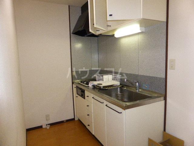 ビラージュYS・B棟 302号室のキッチン
