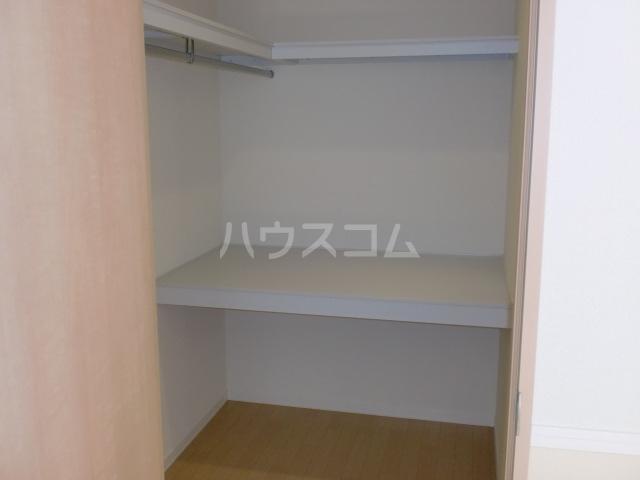 ヘリオス 202号室の収納