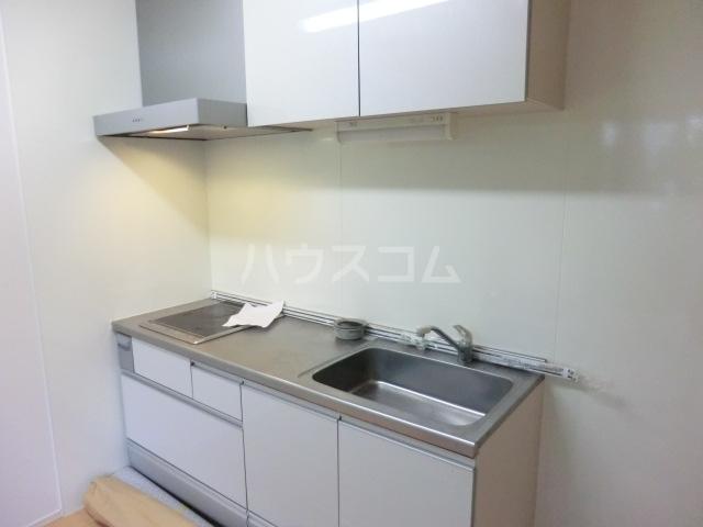 トワメゾン Ⅰ 101号室のキッチン