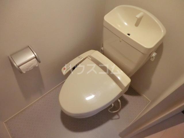トワメゾン Ⅰ 101号室のトイレ