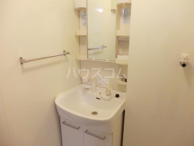 トワメゾン Ⅰ 101号室の洗面所