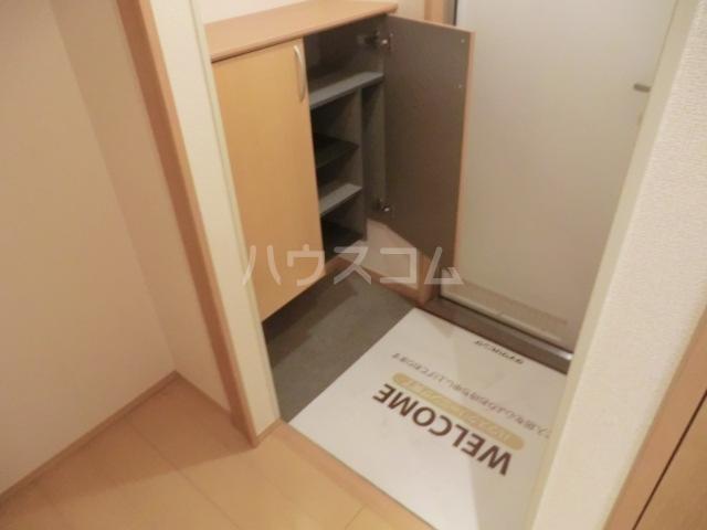 トワメゾン Ⅱ 102号室の玄関