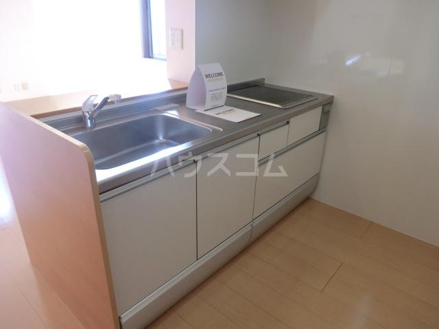 トワメゾン Ⅱ 102号室のキッチン