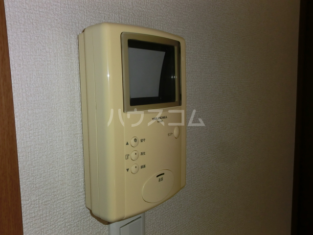 レジデンツ藤C 101号室のセキュリティ