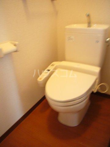 コモンシオンのトイレ