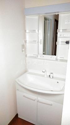 エルモの洗面所