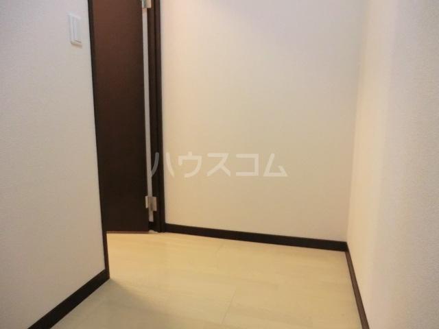 ラトゥール桜丘 202号室のベッドルーム