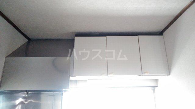 ハイム大京 203号室のキッチン