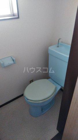 ハイム大京 203号室のトイレ