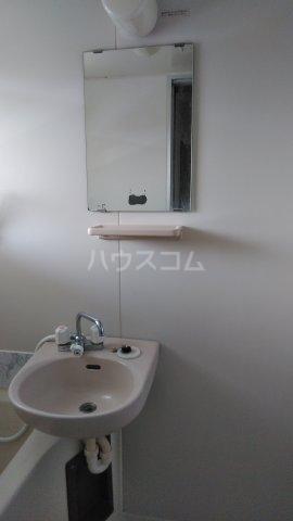 ハイム大京 203号室の洗面所