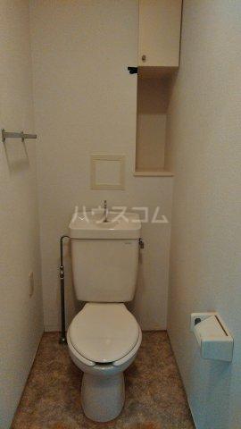 コーポレート浦和別所 402号室のトイレ