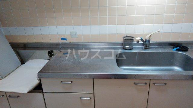 コーポレート浦和別所 402号室のキッチン