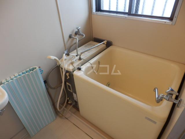 半道ハイツ 101号室の風呂
