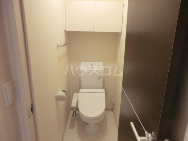 セリーヌコート S 202号室のトイレ