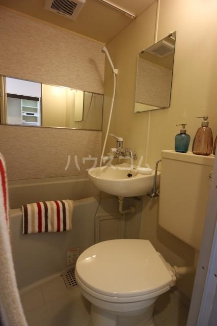 Cent浦和 305号室の風呂