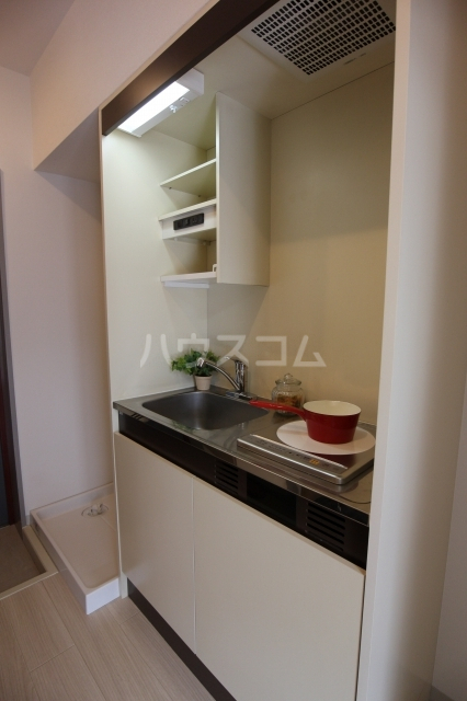Cent浦和 305号室のキッチン