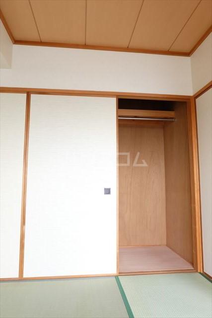 モナークプラザ西浦和秋ヶ瀬公園 610号室の収納