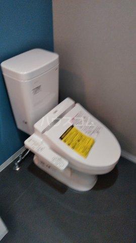 Milton Park Manor 102号室のトイレ