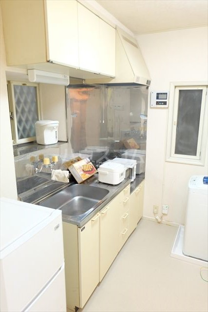 SEED 102号室のキッチン