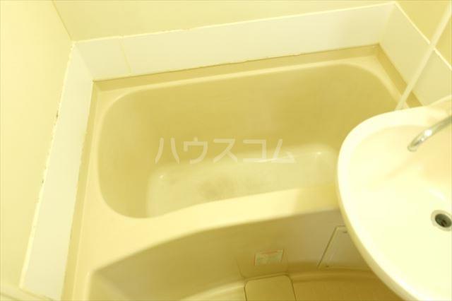 SEED 102号室の風呂