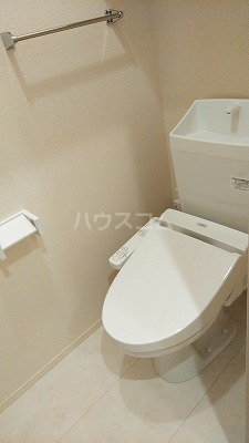 プリムヴェール弐十弐番館 202号室のトイレ
