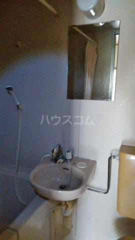 ハウスエバーグリーン 203号室の洗面所