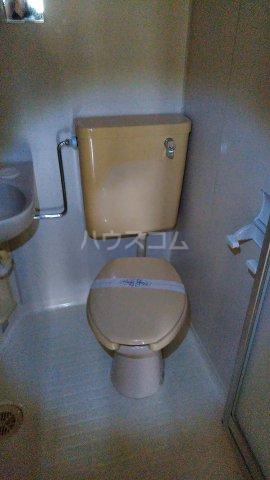 ハウスエバーグリーン 203号室のトイレ