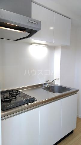 ルミエール南与野 102号室のキッチン