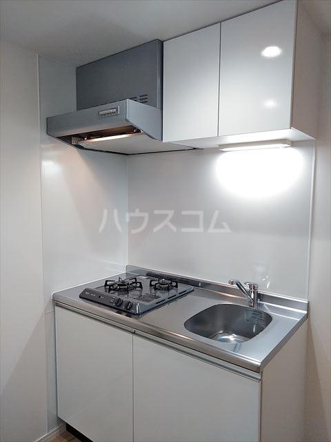 Nina 201号室のキッチン