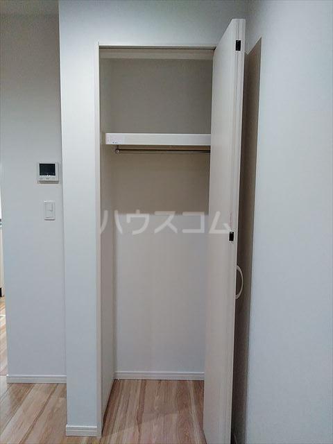 Nina 201号室の収納
