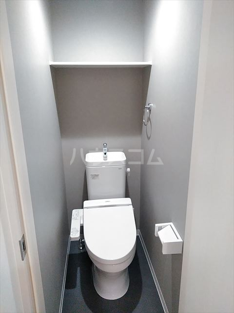 Nina 201号室のトイレ