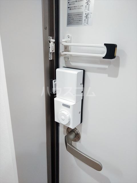 Nina 201号室のセキュリティ