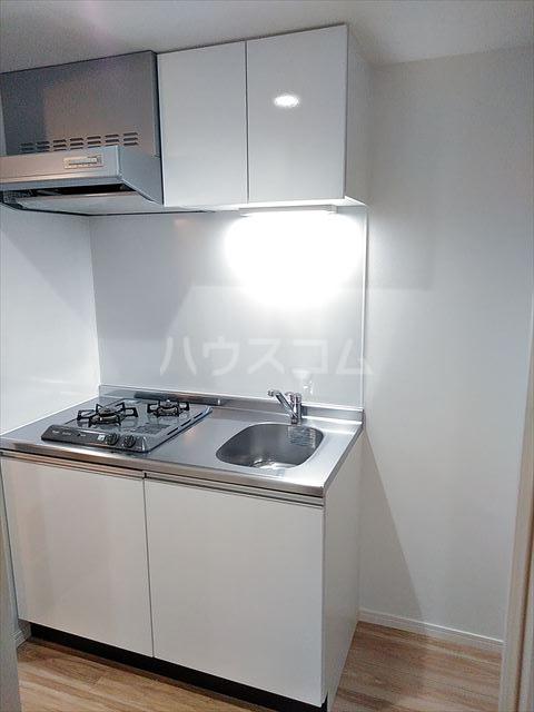 Nina 202号室のキッチン