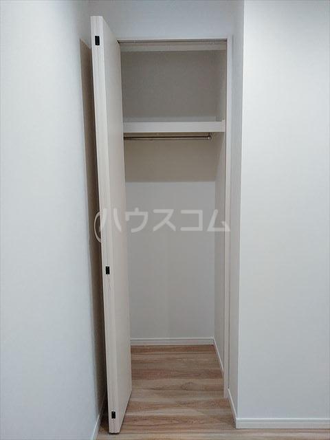 Nina 203号室の収納