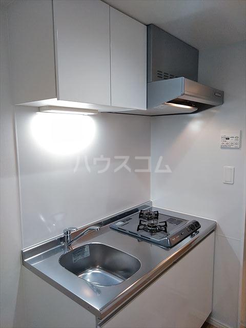 Nina 203号室のキッチン