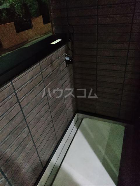 Nina 301号室のバルコニー