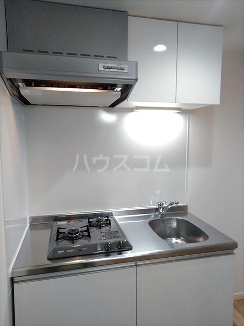 Nina 301号室のキッチン