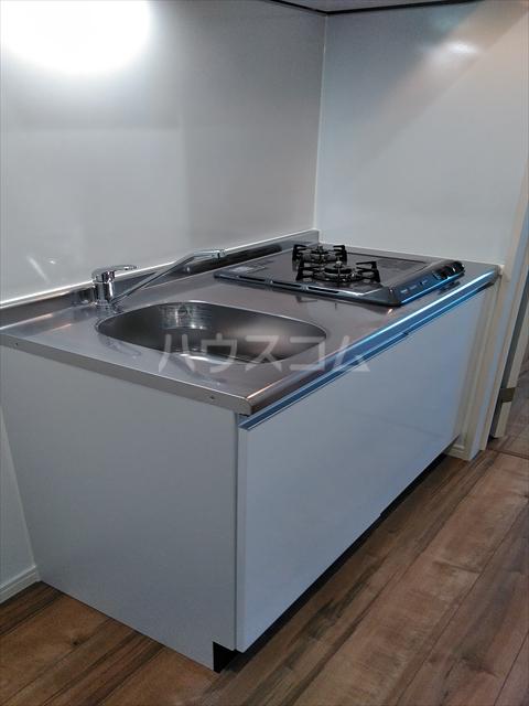 ミライエ武蔵浦和 101号室のキッチン