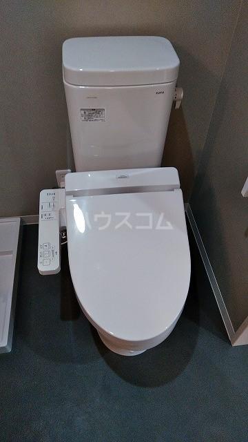 ミライエ武蔵浦和 102号室のトイレ