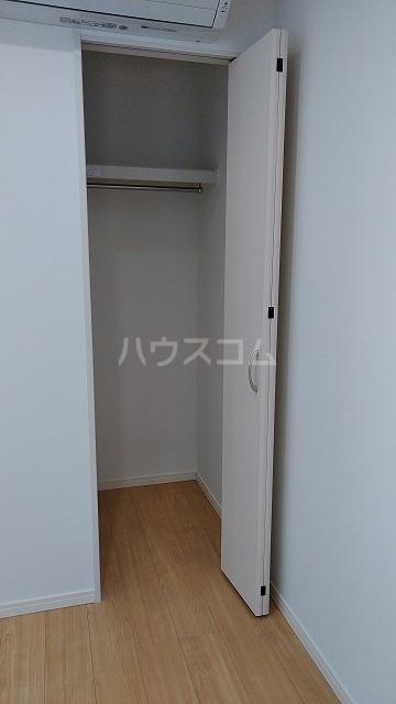 ミライエ武蔵浦和 102号室の収納
