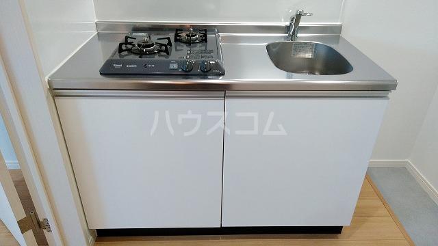 ミライエ武蔵浦和 102号室のキッチン