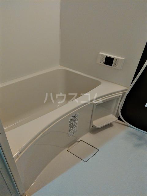 ミライエ武蔵浦和 201号室の風呂